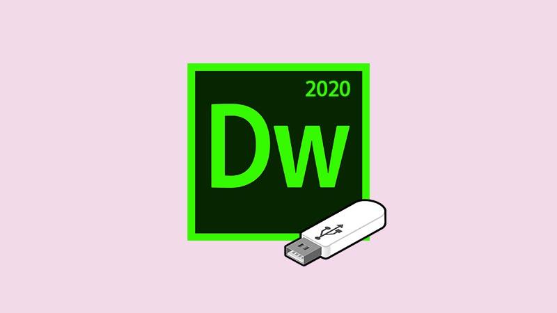 Download Adobe Dreamweaver CC 2020 Portable Gratis PC