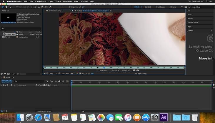 Free Download Adobe After Effects CC 2020 Mac Full Crack Terbaru