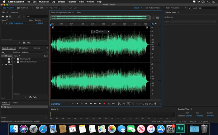 Free Download Adobe Audition CC 2020 Mac Full Crack Terbaru