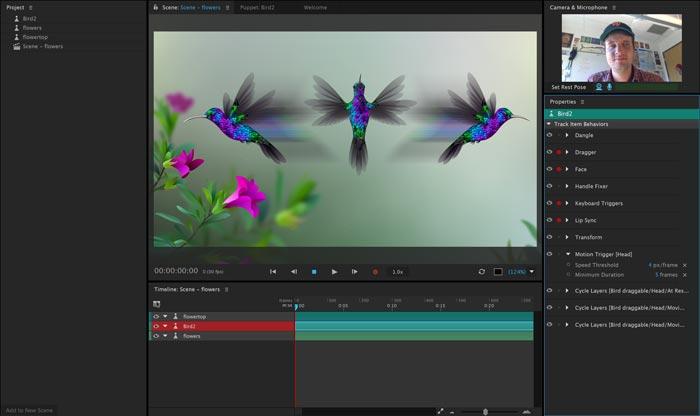Adobe Character Animator CC 2020 Full Version Free Download Windows 10