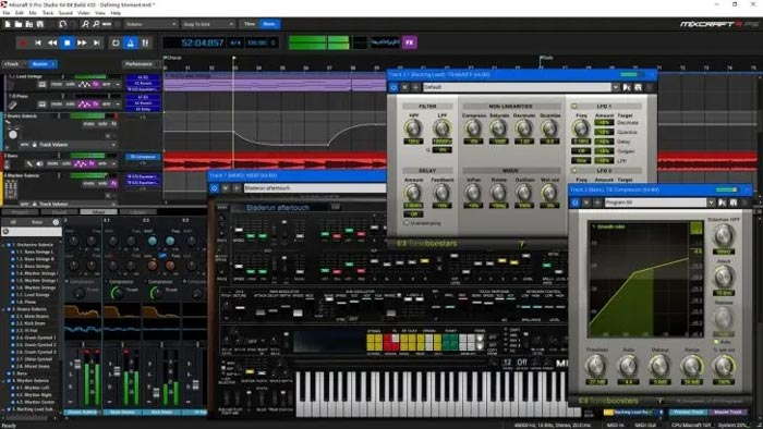 Free Download Acoustica Mixcraft Pro Full Crack 9 Gratis PC