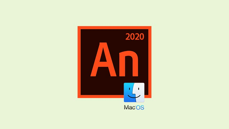 Download Adobe Animate CC 2020 Mac Full Version Gratis v20