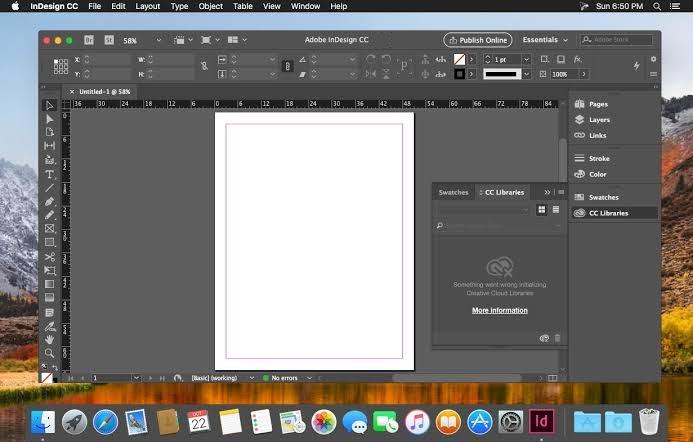 Free Download Adobe Indesign CC 2020 Mac Full Crack