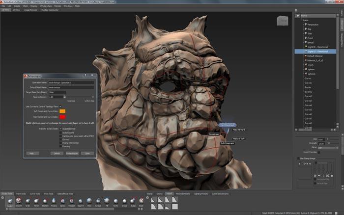 Free Download Autodesk Mudbox 2020 Full Crack Windows PC