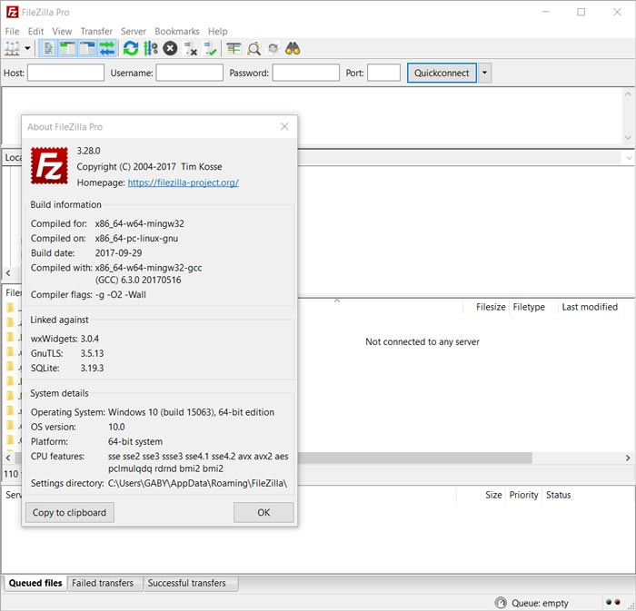 Free Download FileZilla Pro Full Version 64 bit Terbaru