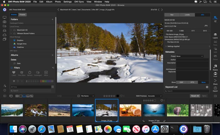 Free Download On1 Photo RAW 2020 Mac Full Crack Terbaru