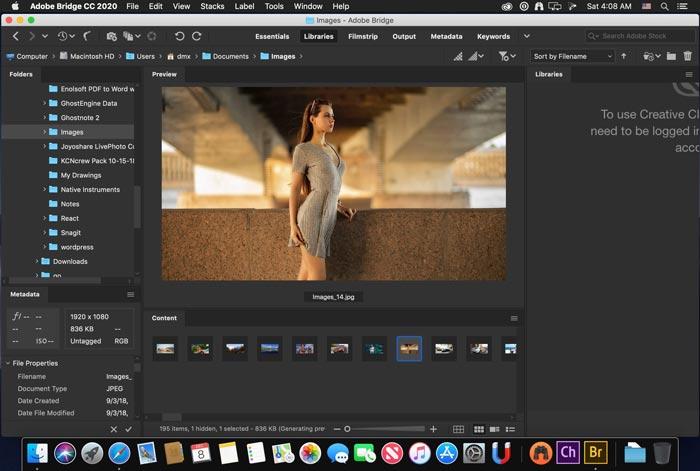Free Download Adobe Bridge CC 2020 Mac Full Crack Terbaru