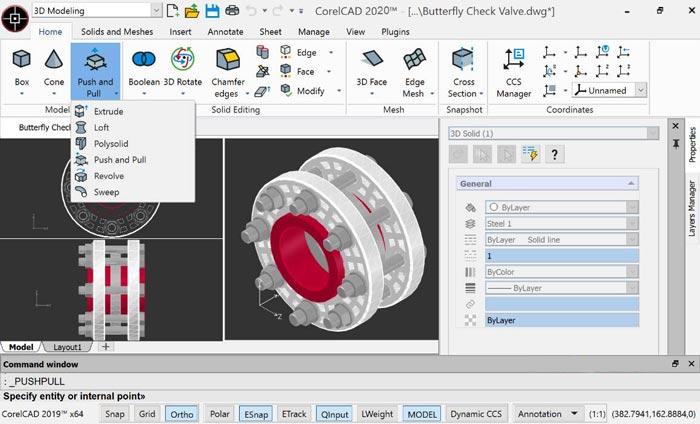 Free Download CorelCAD 2020 Full Crack Terbaru 64 bit