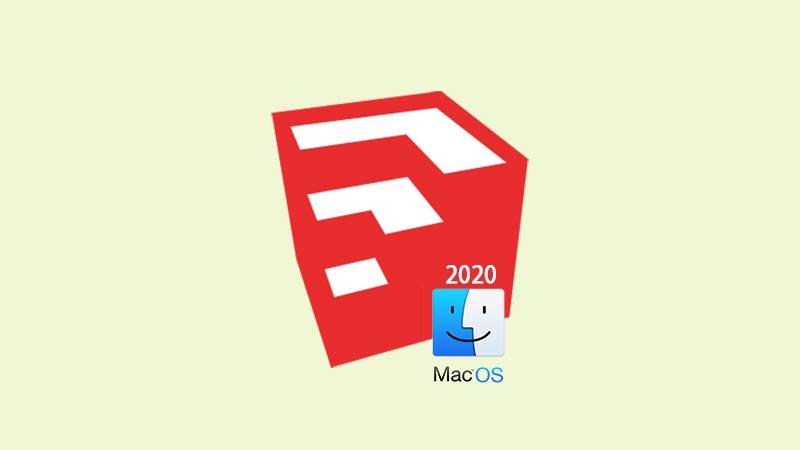 Download Sketchup Pro 2020 Mac Full Crack Catalina Gratis