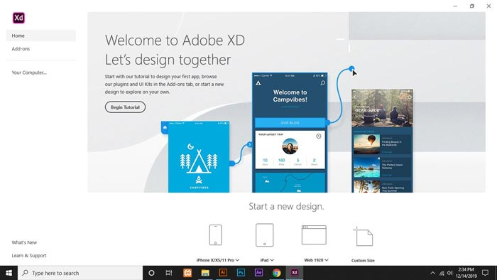 Free Download Adobe XD CC 2020 Full Crack Terbaru Windows 10