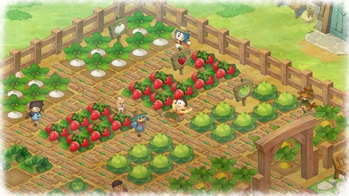 Free Download Doraemon Story Of Season Harvest Moon Farm PC Switch