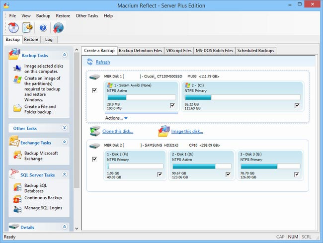 Free Download Macrium Reflect Server Plus Full Crack Windows 7 64 bit