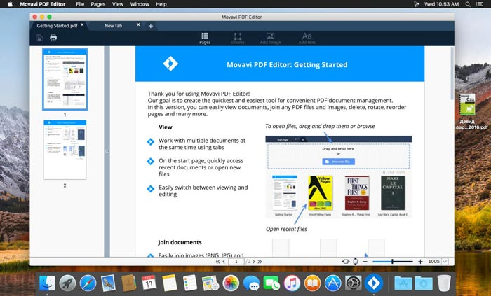 Free Download Movavi PDF Editor Full Crack Windows Terbaru