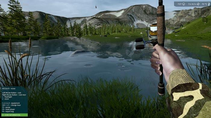 Free Download Ultimate Fishing Simulator Full Crack Windows 10