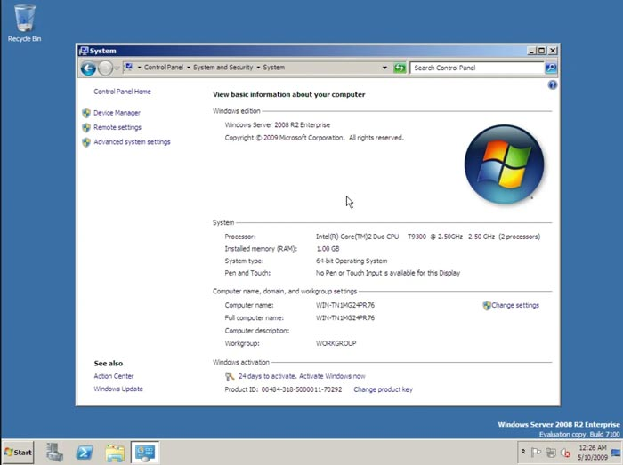 Free Download Windows Server 2008 Full Version 64 bit