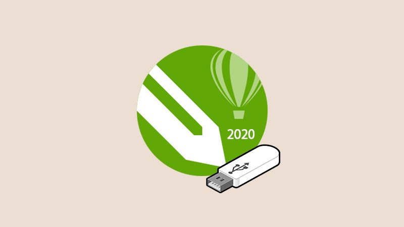 Download CorelDraw 2020 Portable Gratis v22 PC