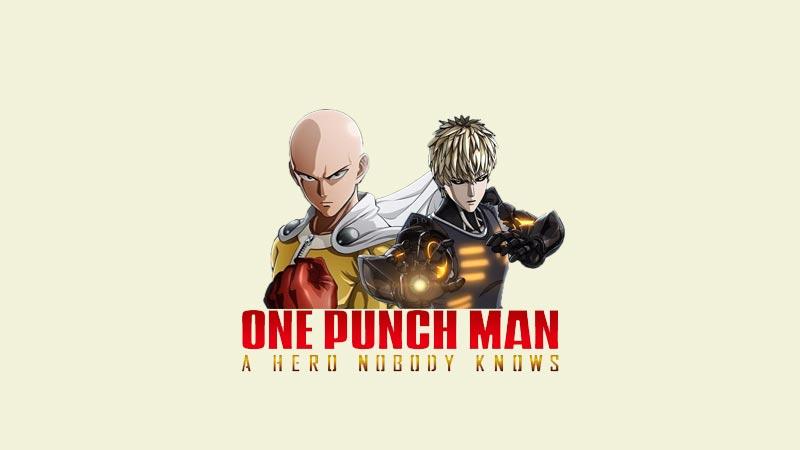Download Game One Punch Man Full Version Gratis PC