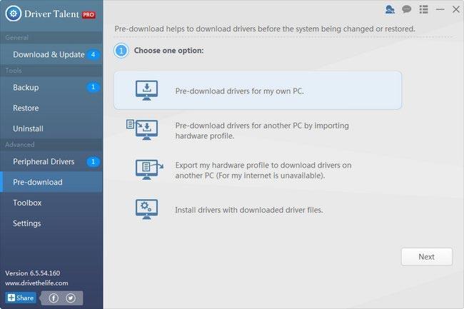 Free Download Driver Talent Pro Full Crack Terbaru Portable