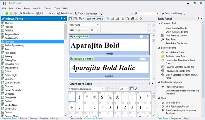 Free Download Font Expert 2020 Full Crack Terbaru Windows 10