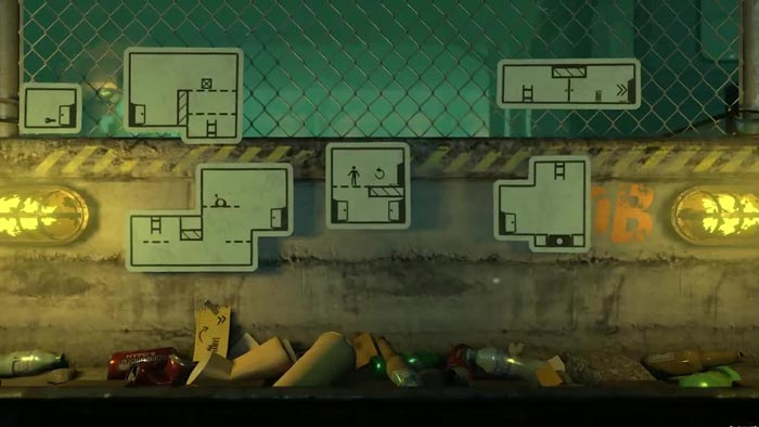 Free Download Game Puzzle The Pedestrian Full Version Windows 64 Bit