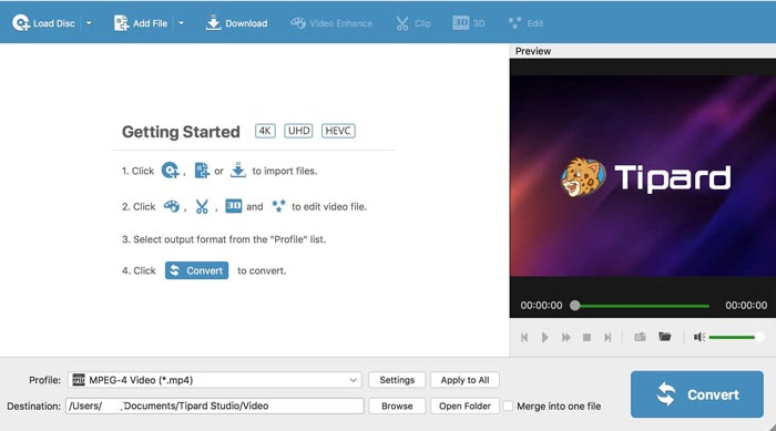 Free Download Tipard Video Converter Full Crack 10 Windows Gratis
