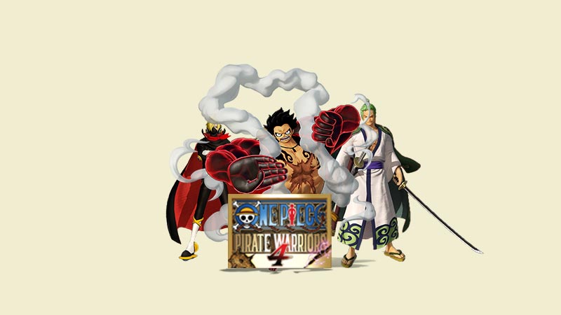 Download One Piece Pirate Warriors 4 Full Version DLC PC