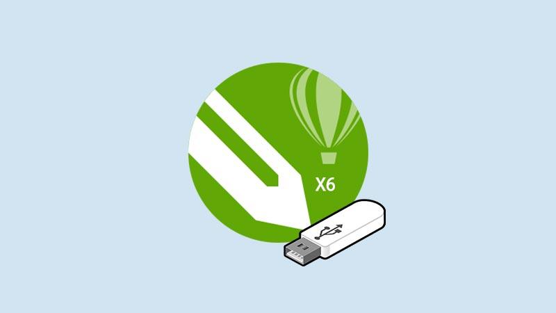 Download Corel Draw X6 Portable Gratis PC