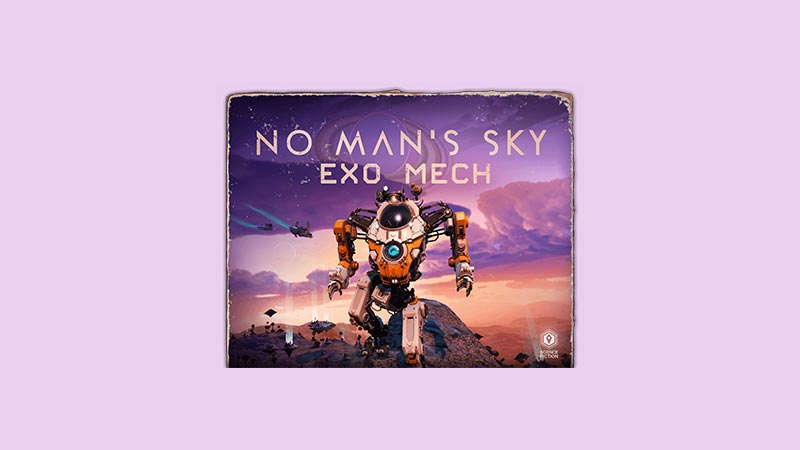 Download No Man Sky Exo Mech Full Version Repack PC
