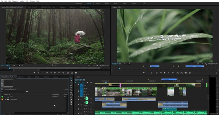 Free Download Adobe Premiere Pro CC 2019 Portable Windows 64 Bit