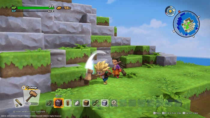 Free Download Dragon Quest Builder 2 Fitgirl Steam PC
