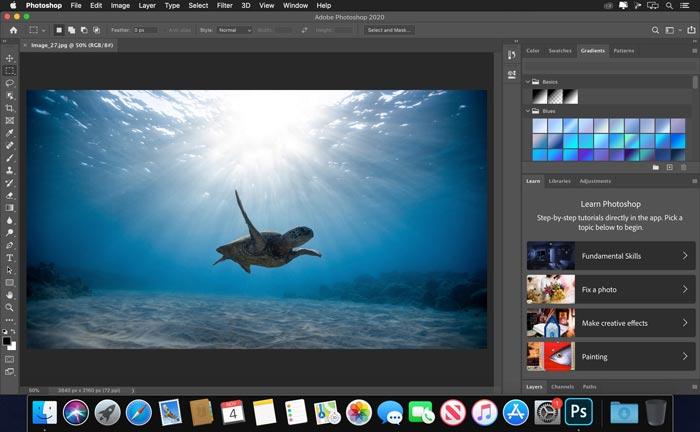 Free Download Adobe Photoshop CC 2021 Mac Full Crack 64 Bit