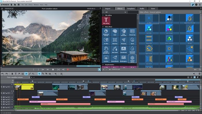 Free Download Magix Movie Edit Pro Premium 2021 Full Crack 64 Bit
