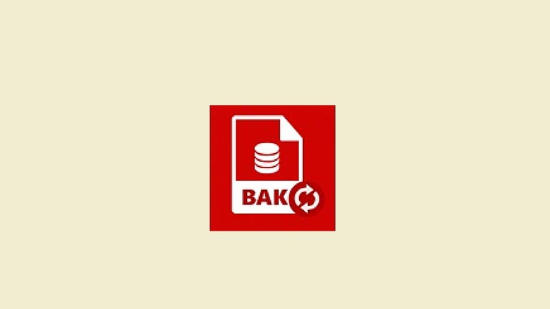 Download Systools SQL Backup Recovery Full Version Gratis