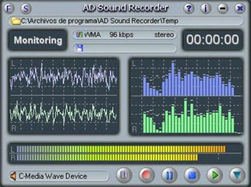 Free Download AD Sound Recorder Full Crack Windows 10