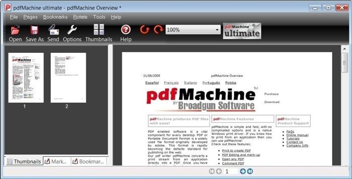 Free Download Broadgun PDFMachine Ultimate Full Crack Windows 10
