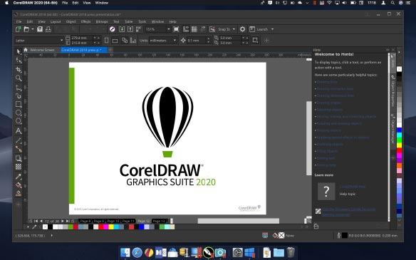 Free Download Corel Draw 2020 Mac Full Crack Terbaru