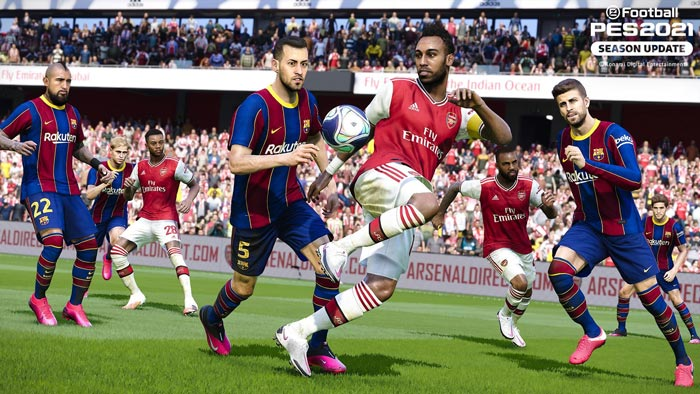 Free Download eFootball PES 2021 Full Version Fitgirl Terbaru