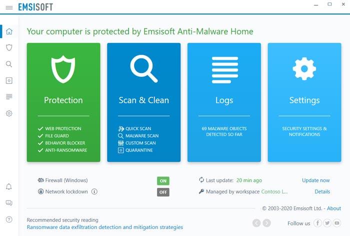Free Download Emsisoft Anti Malware Full Crack Windows 64 Bit