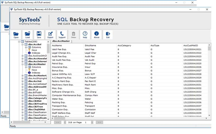 Free Download Systools SQL Backup Recovery Full Crack