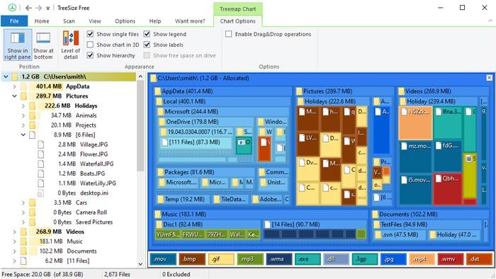 Free Download Treesize Pro Full Crack 64 Bit