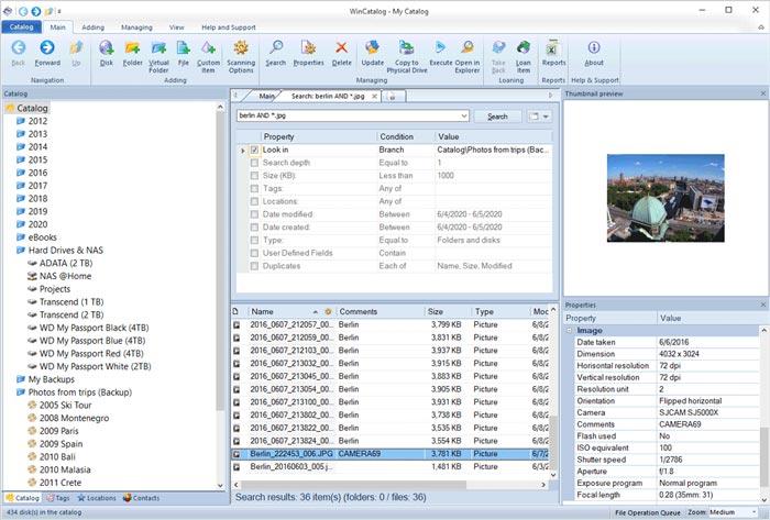 Free Download WinCatalog Full Crack Windows 10