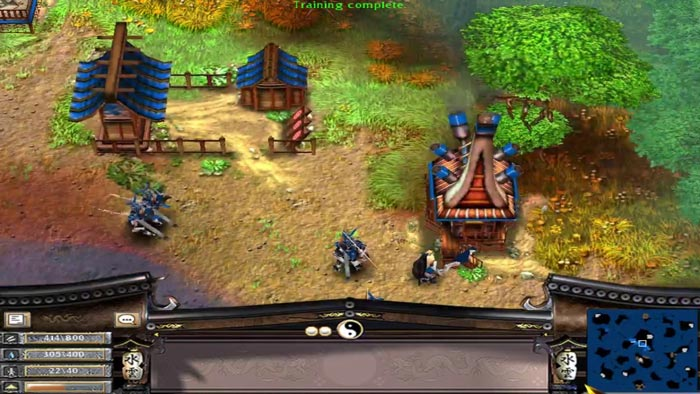 Battle Realms PC Free Download