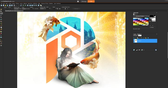 Corel Paintshop Pro 2021 Full Version Free Download