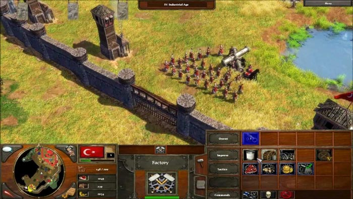Download Age Of Empire 3 Full Crack Gratis