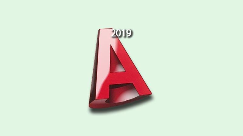 Download AutoCAD 2019 Full Crack 64 Bit