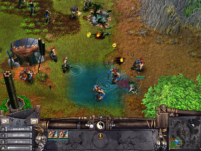 Download Battle Realms Winter Of The Wolf Repack
