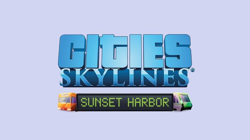 Download Cities Skylines Full DLC Gratis