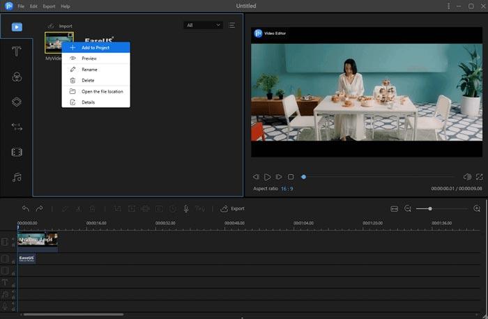 Download EaseUS Video Editor Full Version Terbaru