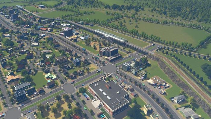 Download Game Cities Skylines Full Repack