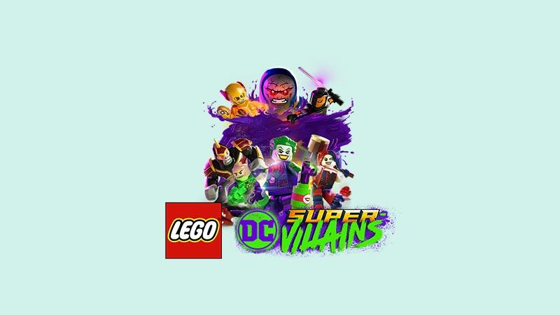Lego DC Super Villains Full Repack Gratis [+DLC]